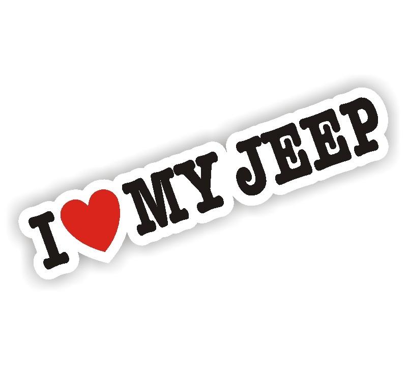 I Love My Jeep