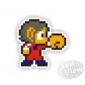 Alex the Kid Sticker