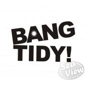 Bang Tidy Sticker