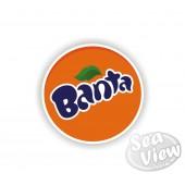 Banta Sticker