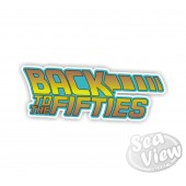 Back To The Fifties Sticker