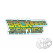 Back To The Sixties Sticker