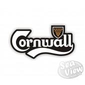 Carlsberg Cornwall Sticker