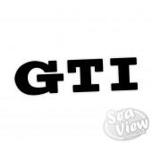 GTI Sticker