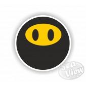 Balaclava Face Sticker
