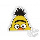 Peeping Bert Sticker