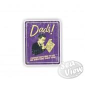 Retro Dads Sticker