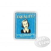 Retro Equality Sticker