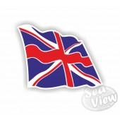 GB Flag Sticker