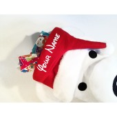 Large 3D Personalised Christmas Stocking
