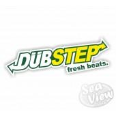 Dubstep Fresh Beats Sticker