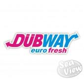 Dubway Eurofresh Sticker