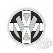 Cornwall VW Badge Sticker