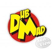Dub Mad Sticker