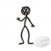 VW Man sticker