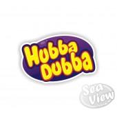 Hubba Dubba Sticker