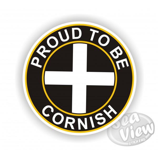 Proud To Be Cornishsticker
