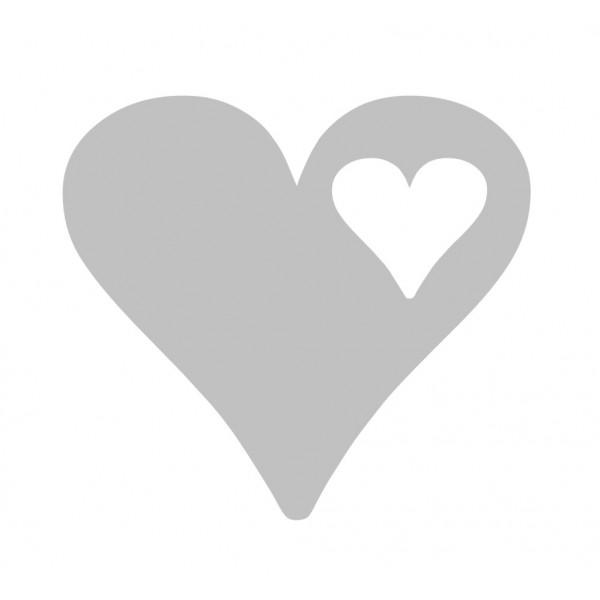 30 Heart Stickers